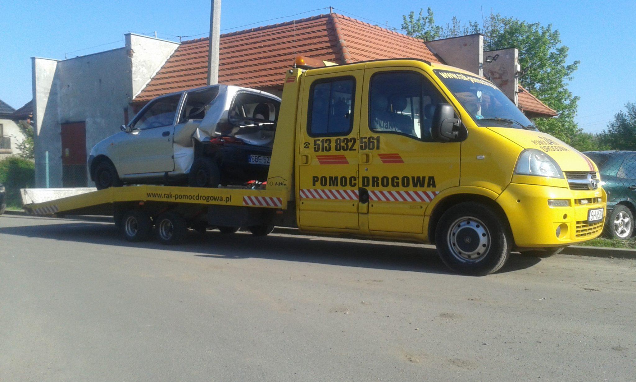 Pomoc Drogowa Chorzów